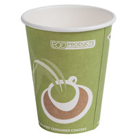 Eco Products EP-BRHC12-EW Evolution World PCF 12 oz. Hot Cups - 50 / Pack
