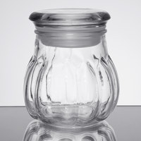 Anchor Hocking 95942 Melon 4.5 oz. Spice Jar with Lid - 6 / Case
