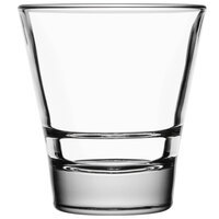 Libbey 15710 Endeavor 9 oz. Stackable Rocks Glass - 12 / Case