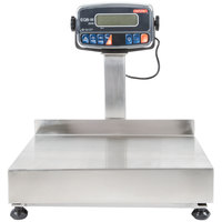 Tor Rey EQB-20/40-W 40 lb. Waterproof Digital Receiving Bench Scale
