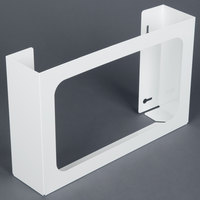 San Jamar G0804 White 3 Box Disposable Glove Dispenser