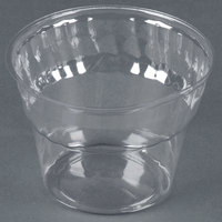 WNA Comet CDSPET8 8 oz. Classic Dessert Specialty Container / Sundae Cup - 50/Pack