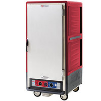 Metro C537-CFS-L C5 3 Series Heated Holding and Proofing Cabinet - Solid Door