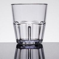 GET 9955-1-CL Bahama 5.5 oz. Clear Break-Resistant Plastic Tumbler - 72/Case