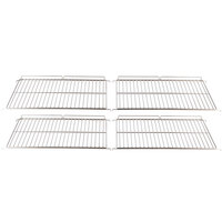 Star 4URS-3A 22 1/2 inch x 22 10/16 inch Universal Rack Set for HFD3 Humidified Display Cases
