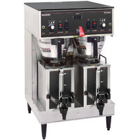 Bunn 20900.0088 Dual Brewer with Portable Servers, Lower Faucet & 3 Settings - 120/240V, 6890W