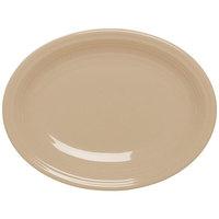Homer Laughlin 457330 Fiesta Ivory 11 5/8 inch Platter - 12 / Case