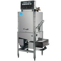 CMA Dishmachines CMA-180-S Single Rack High Temperature Straight Dishwasher - 208/240V, 3 Phase