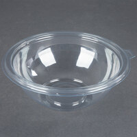 Fineline Super Bowl 5032-CL 32 oz. Clear Plastic Bowl - 50/Pack