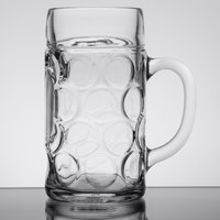 Anchor Hocking Stolzle 04533 / 808067 35 oz. Oktoberfest Beer Mug - 6/Case