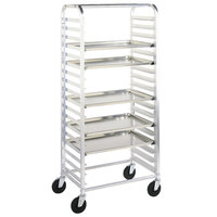 Metro RT3511N 11 Pan Side Load Bun / Sheet Pan Rack - Unassembled
