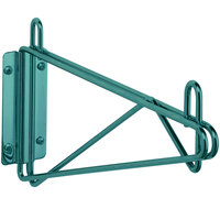 Metro 1WD18K3 Super Erecta Metroseal 3 Single Direct Wall Mount Bracket for 18 inch Shelf