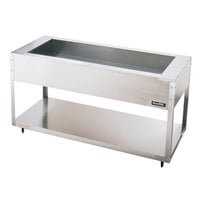 Vollrath 38012 ServeWell 2 Pan Cold Food Table
