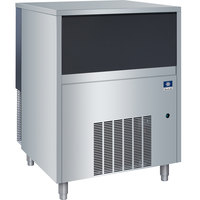 Manitowoc RNS-0385A 29 1/8 inch Air Cooled Undercounter Nugget Ice Machine with 88 lb. Bin - 300 lb.