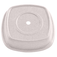 Ivory Cambro 1111SMVS380 Versa Camcover 11 inch Square Plate Cover 12/Case
