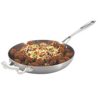 Vollrath 49413 Miramar Display Cookware 10 inch Saute Pan with Helper Handle