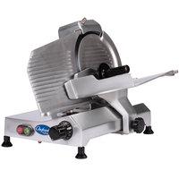 Globe Chefmate C10 10 inch Manual Gravity Feed Slicer - 1/4 hp