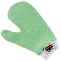 Rubbermaid FGQ65000GR00 HYGEN All Purpose Microfiber Mitt with Thumb