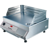 Garland GI-SH/GR 5000 21 inch Countertop Induction Griddle - 5 kW