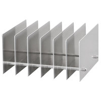 Berkel ACCY-RACK6 Six Disc Storage Rack for M2000 and M3000 Continuous Feed Food Processors