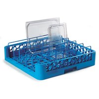 Carlisle RFP14 OptiClean Food Pan / Insulated Meal Delivery Tray Rack