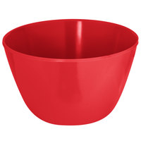 Carlisle KL35005 Kingline 8 oz. Red Bouillon Cup - 48/Case