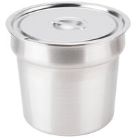 Star SSB-7 7 Qt. Stainless Steel Inset with Notched Cover