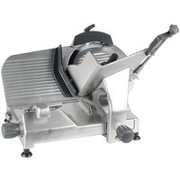 Hobart EDGE-12 12 inch Manual Meat Slicer - 1/2 HP