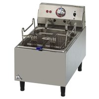 Star Max 510FF 10 lb. Commercial Countertop Deep Fryer 1800W