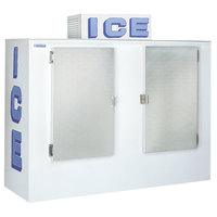 Polar Temp 850CW Cold Wall Outdoor Ice Merchandiser - 85 cu. ft.