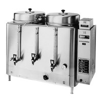 Cecilware FE300 Twin 10 Gallon Automatic Coffee Urn - 120/208/240V