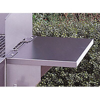 Bakers Pride 21841045-60 Ultimate Outdoor Charbroiler Stainless Steel Side Work Deck