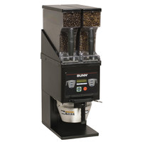 Bunn MHG Multi Hopper Coffee Grinder with Removable Hoppers - Black 120V (Bunn 35600.0022)