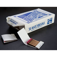 Book of Matches 50 / Pack