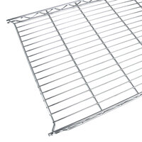 Metro 1260C 12 inch x 60 inch Erecta Chrome Wire Shelf