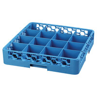 Carlisle RC1614 16 Compartment Tilted Cup Rack