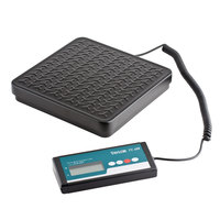 Taylor TE400 400 lb. Digital Receiving Scale with Remote LCD Display
