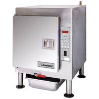 Cleveland 1SCE SteamCub Plus 5 Pan Electric Countertop Steamer - 208V, 1 Phase, 12 kW