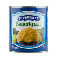 Shredded Sauerkraut - (6) #10 Cans / Case
