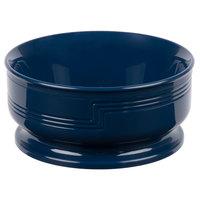 Cambro MDSB16497 Shoreline 16 oz. Navy Blue Entree Bowl - 48/Case