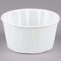 Dart Solo SCC550 5.5 oz. Paper Souffle / Portion Cup - 5000/Case