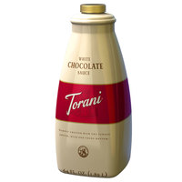 Torani 64 oz. White Chocolate Flavoring Sauce