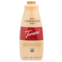 Torani 64 oz. White Chocolate Flavoring Sauce