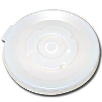 Dinex DX30008714 Translucent Disposable Lid for Dinex Turnbury 8 oz Mug and 5 oz Bowl 1500/Case