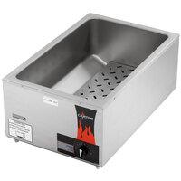 Vollrath 72090 Nitro Full-Size Food Warmer / Cooker - 120V, 1440W
