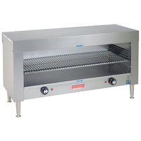 Cecilware CM-36Q 36 inch Cheese Melter with Quartz Heating Elements - 240V