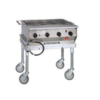 MagiKitch'n LPG30 Aluminum MagiCater 30 inch Portable LP Gas Outdoor Grill
