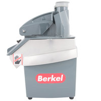 Berkel C32/2 Continuous Feed Food Processor with Shredder / Slicing Plates - 1 1/2 hp