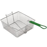 Frymaster 8030099 12 1/2 inch x 13 1/2 inch x 5 1/4 inch Full Size Fryer Basket