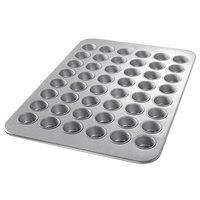 Chicago Metallic 45255 48 Cup 2.1 oz. Glazed Mini Muffin Pan